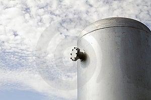 Le Réservoir D'incendie-empêchement Images stock - Image: 15268264