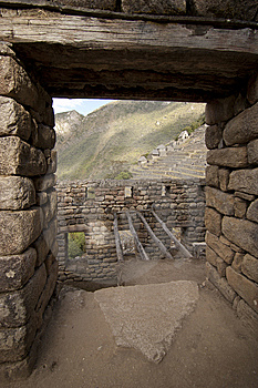 Inca Walls Royalty Free Stock Photography - Image: 15268717