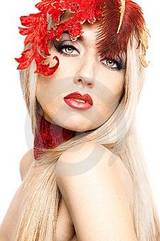 Beautiful Fashionable Woman Stock Photos - Image: 15269003