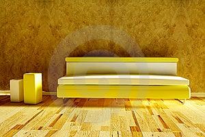 Modern Sofa Stock Photography - Image: 15269612