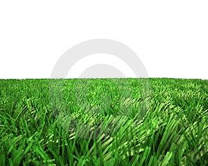 Unreal Green Grass Stock Photos - Image: 15269903