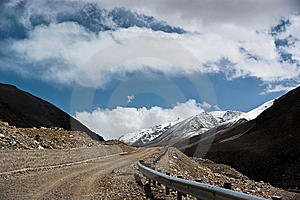 Road To Heaven Royalty Free Stock Photography - Image: 15273327
