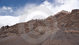 Mount Everest Stock Photo - Image: 15273330