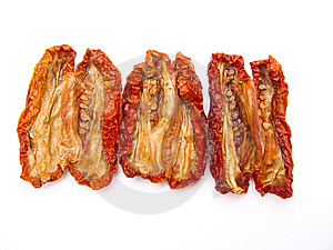 Dried Tomatoes Royalty Free Stock Images - Image: 15281089