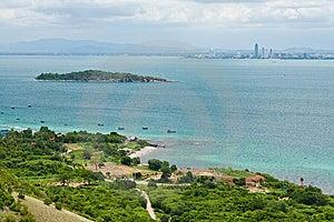 Lan Island. Stock Image - Image: 15281251