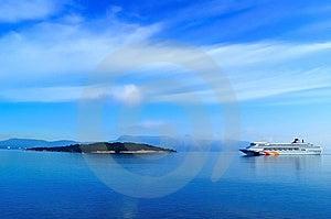 Corfu Island Royalty Free Stock Image - Image: 15286686