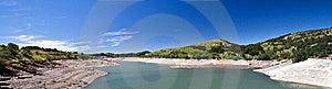 Lake Landscape Stock Image - Image: 15288931