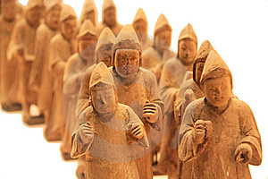 Ancient Chinese Relics Royalty Free Stock Photo - Image: 15289735