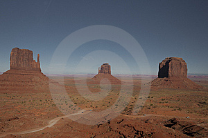 Monument Valley Stock Photos - Image: 15290323