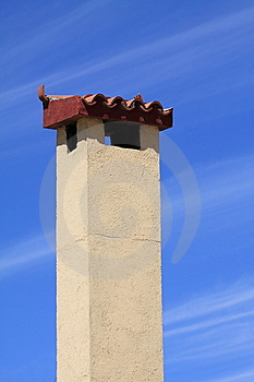 Withe Chimney Stock Images - Image: 15291774