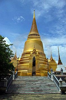 Pagoda,granpalace Thailand Stock Image - Image: 15293631