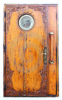 Old Door Royalty Free Stock Images - Image: 15296089
