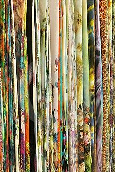 Sari Coloré Image stock - Image: 15299591