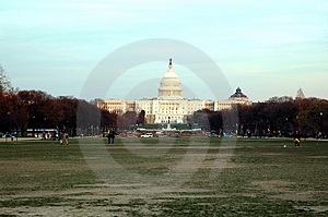 United states capital Stock Images