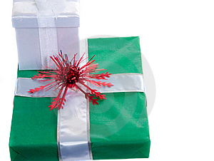 Wrapped Gifts Stock Photo - Image: 1536010