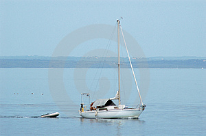 Sail boat Free Stock Photo