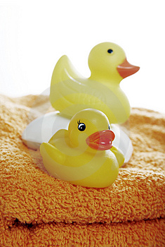 Duckies Royalty Free Stock Photos - Image: 1539158