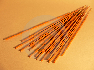 Incense Sticks Royalty Free Stock Image - Image: 1539916