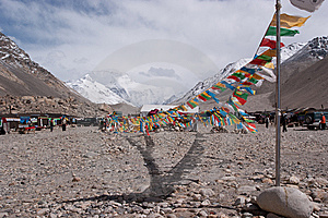 Mount Everest Stock Photography - Image: 15308302