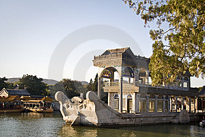 The Marble Boat Stock Photos - Image: 15309933
