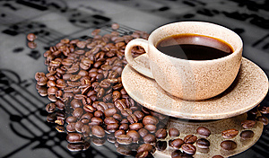 Cup Of Coffee Royalty Free Stock Photography - Image: 15310107