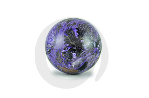 Sphere From A Stone. Stock Photography - Image: 15311352