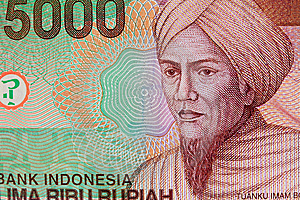 Vinatge Indonesian Currency Royalty Free Stock Photos - Image: 15314548