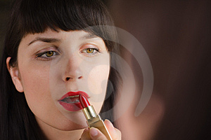 Red Lips Stock Photography - Image: 15315972