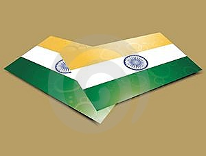 Indian National Flag Stock Images - Image: 15316064