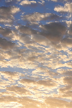 Cloudy Skies Stock Photo - Image: 15318180