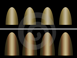 Bullets Stock Images - Image: 15320734