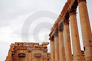 Ancient Columns Stock Photography - Image: 15321082