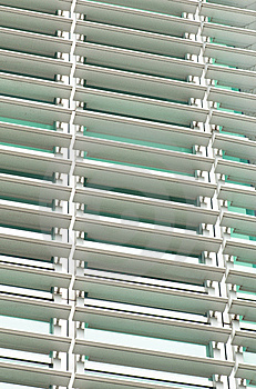Office Window Blind Stock Photos - Image: 15321943