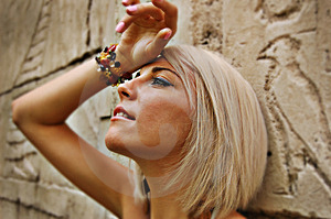 Blonde Girl Stock Photos - Image: 15323103