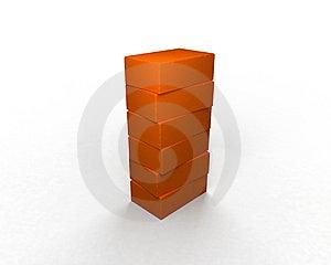Pile Of Bricks Stock Images - Image: 15323214