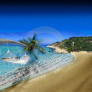 Exotic Holiday Destination Royalty Free Stock Image - Image: 15328706