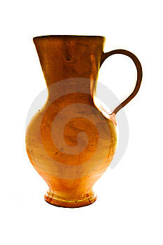 Clay Jug Stock Photos - Image: 15328943
