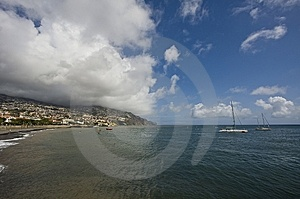 Atlantic Ocean In Madeira Islands Royalty Free Stock Images - Image: 15329159