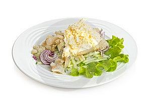 Japanese Salad Stock Photos - Image: 15332703
