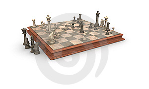 Chess Board Stock Images - Image: 15332844