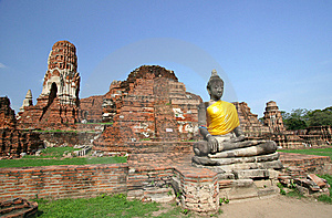 Wat Mahathat Stock Photos - Image: 15333033