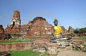 Wat Mahathat Stock Photos - Image: 15333033