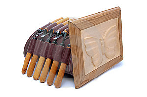 A Set Of Chisels And Woodcarving Royalty Free Stock Photos - Image: 15335438