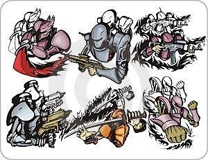 Cyborg Stock Photos - Image: 15335673