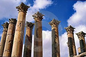 Corinthian Columns Royalty Free Stock Photos - Image: 15337248