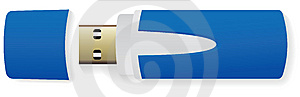 Flash Disk Royalty Free Stock Photography - Image: 15342307