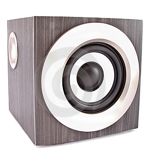 Great Loud Speakers Stock Photography - Image: 15342562