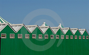Cabins Royalty Free Stock Images - Image: 15346669
