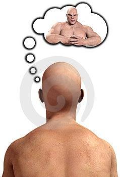 Violence In Mind Stock Images - Image: 15347014