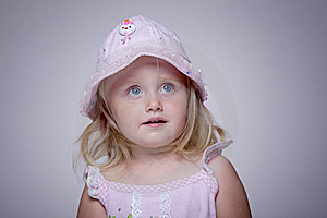 Innocent Look Royalty Free Stock Photography - Image: 15351667